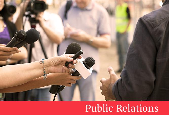 Sparten: Public Relations (PR) zahner baeumel communication